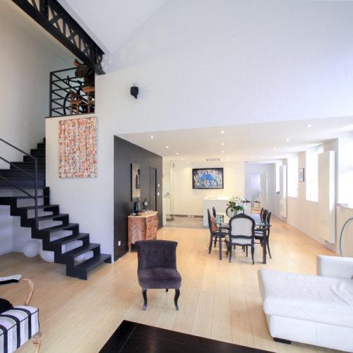 Rénovation Appartement Lillois - salon